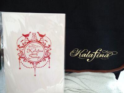 Kalafina Live Goods